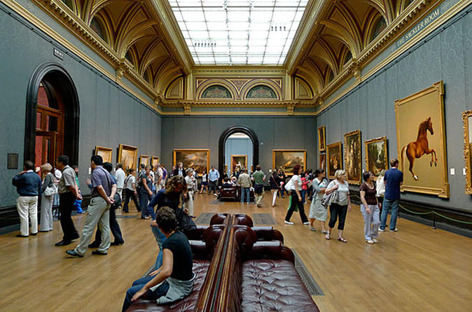 Small-group Tour: The National Gallery and British Museum In London